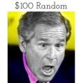 The $100 Random