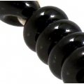 Black Solid Color Spacer Set