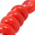 Tomato Red Solid Color Spacer Set