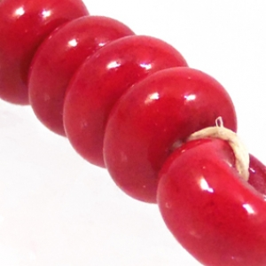 Cherry Red Solid Color Spacer Set