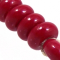 Dark Red Solid Color Spacer Set