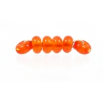 Transparent Orange Spacer Set