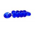 Transparent Deep Blue Spacer Set