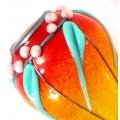 Berry Focal Beads