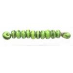 Blackened Pea Green spacer set