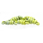 Brushstroke Spacer set, Mossy Yellow