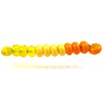 Fade Spacer Set - Bright Orange