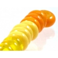 Fade Spacer Set - Bright Orange