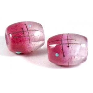 Mini Draft Pair - Pink