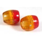 Mini Draft Individual- Red Orange
