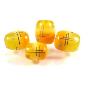 Mini Draft Individual- Yellow Orange