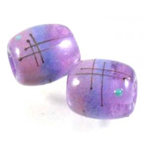 Mini Draft Pair - Purple