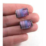 Tiny Rainbow Pair, Purple
